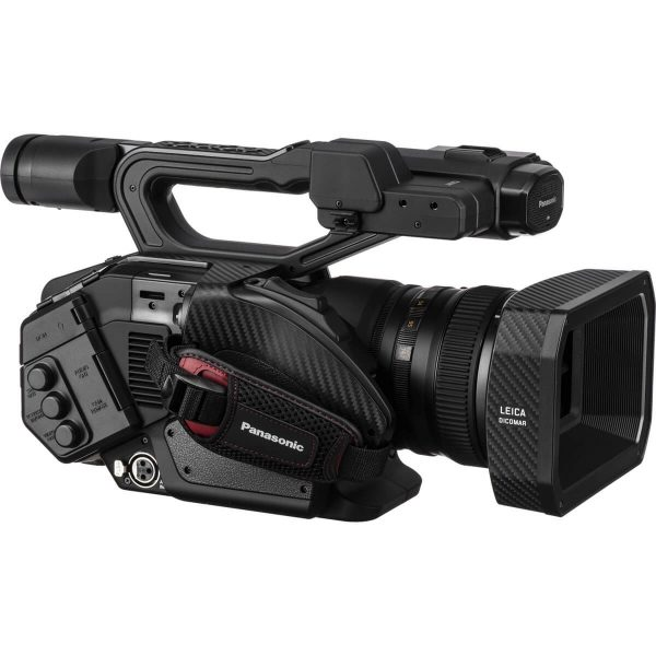 Panasonic AG-DVX200 4K Profesyonel Video Kamera