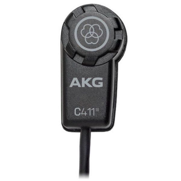 AKG C411 PP Kondenser Enstrüman Mikrofon