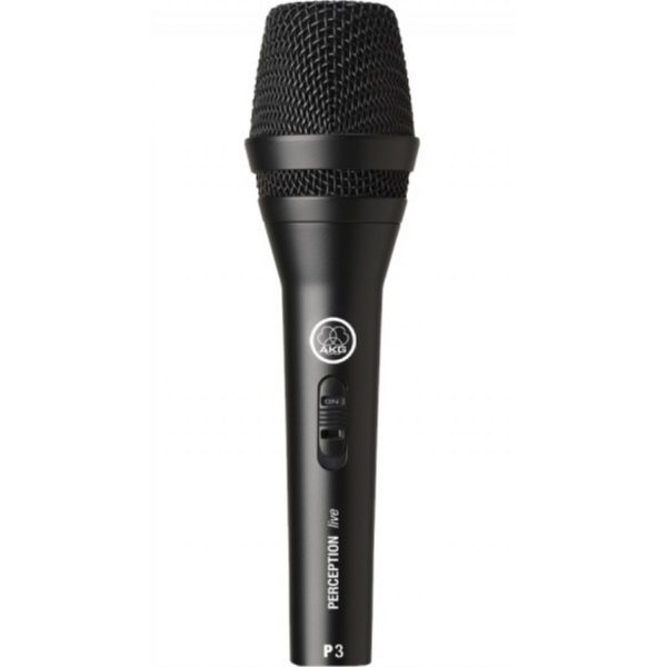AKG P3S Dinamik Mikrofon