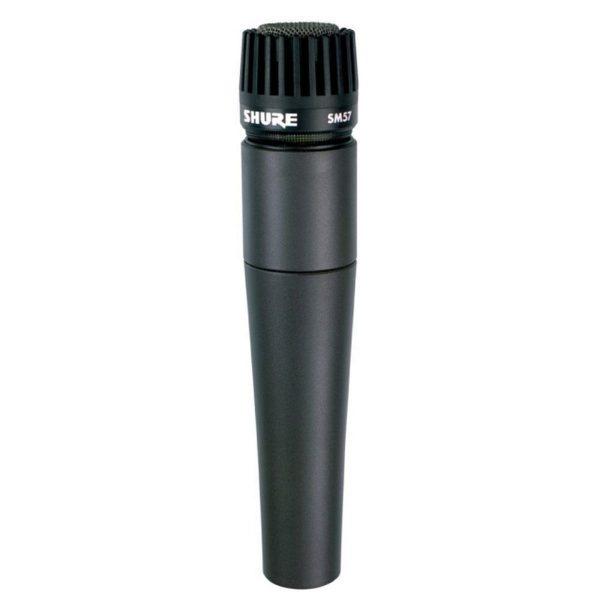 SHURE SM57-LCE Dinamik El Mikrofonu