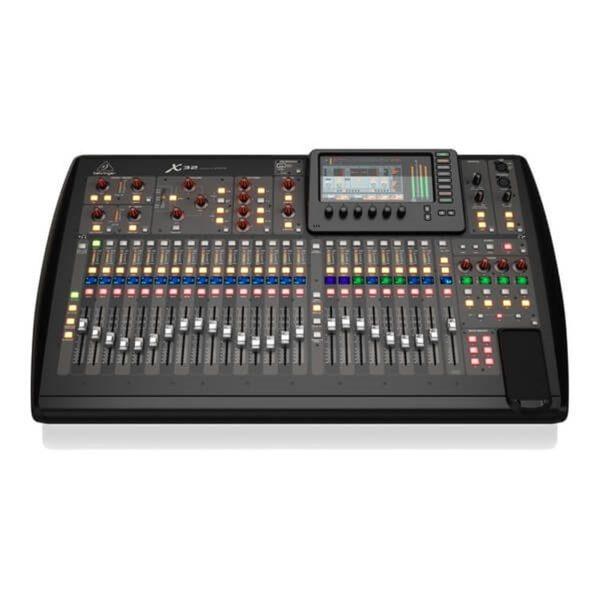 Behringer X32 32 Kanal Dijital Ses Mikseri
