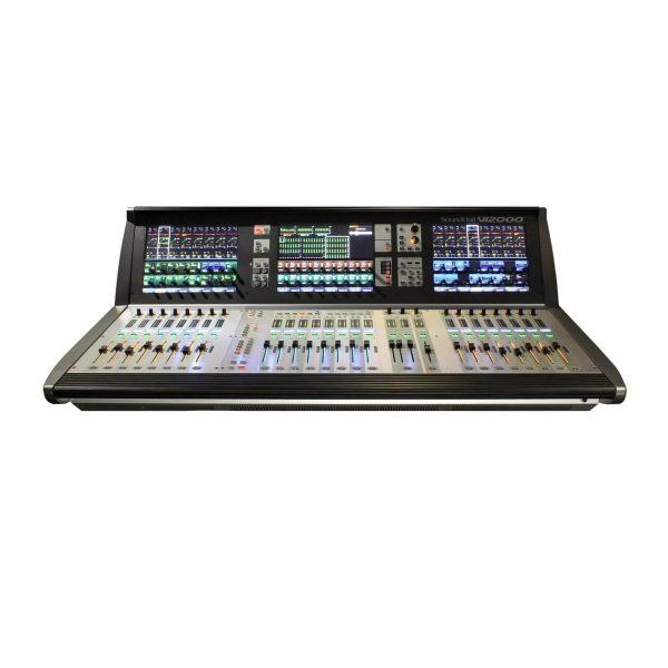 Soundcraft Vi2000 48 Kanal Dijital Ses Mikseri