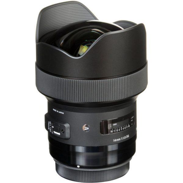 14mm F/1.8 DG HSM ART
