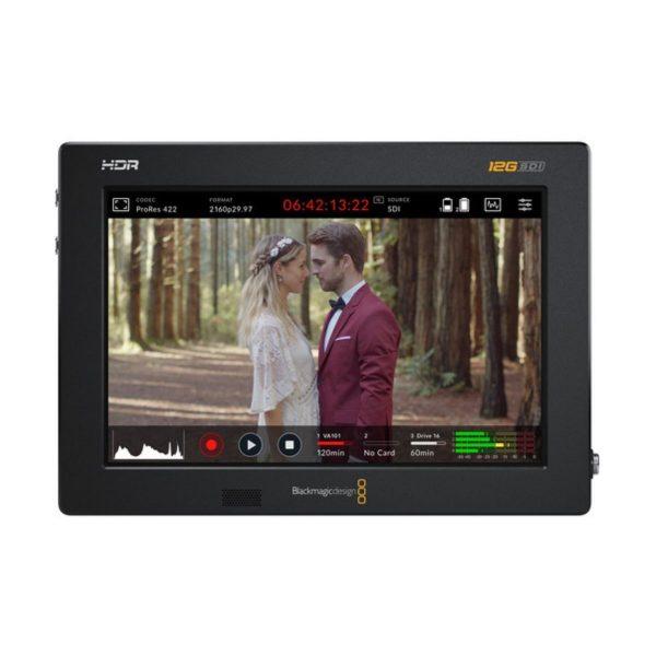 "Blackmagic Design Video Assist 7"" 12G-SDI/HDMI HDR Kayıt Monitörü"