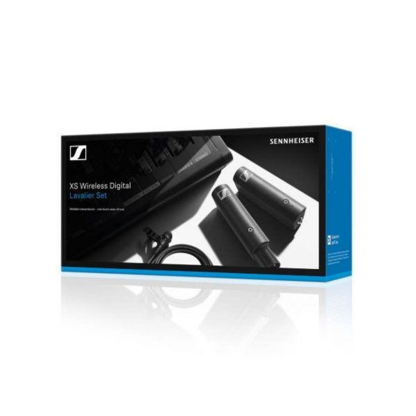 Sennheiser XS Wireless Digital Lavalier Set